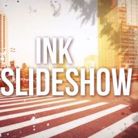 INK SLIDESHOW – AFTER EFFECTS TEMPLATE (MOTION ARRAY)