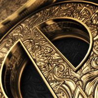 VIDEOHIVE BLACK GOLD LOGO V4 FREE DOWNLOAD