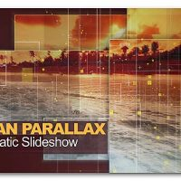 VIDEOHIVE CLEAN PARALLAX CINEMATIC SLIDESHOW
