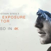 VIDEOHIVE DOUBLE EXPOSURE GENERATOR V2 – AFTER EFFECTS TEMPLATES