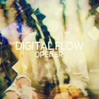 VIDEOHIVE DIGITAL FLOW – OPENER FREE DOWNLOAD