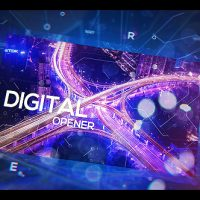 VIDEOHIVE DIGITAL HOLOGRAPHIC OPENER
