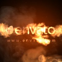 VIDEOHIVE FIRE LOGO 19883707 FREE DOWNLOAD