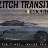 VIDEOHIVE GLITCH TRANSITIONS