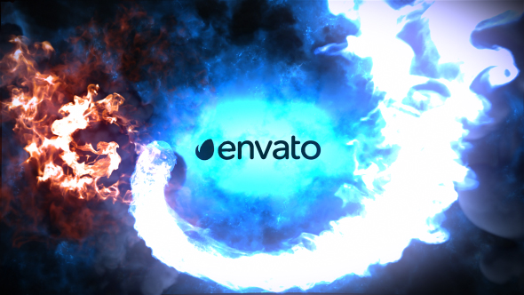 VIDEOHIVE FIRE AND ICE LOGO FREE DOWNLOAD - Free After