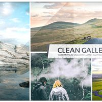 VIDEOHIVE CLEAN PHOTO GALLERY – IMAGE SLIDE OPENER