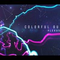 Videohive – Plexus Titles 3 (Colorful Outburst) 19581783 – Free Download