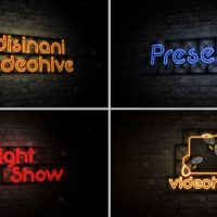 VIDEOHIVE OPENING TITLES-LATE NIGHT SHOW