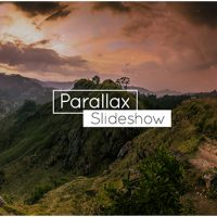 VIDEOHIVE PARALLAX SLIDESHOW KIT FREE DOWNLOAD