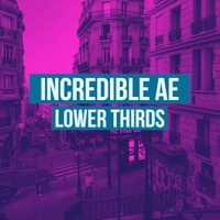 VIDEOHIVE AE LOWER THIRDS FREE DOWNLOAD