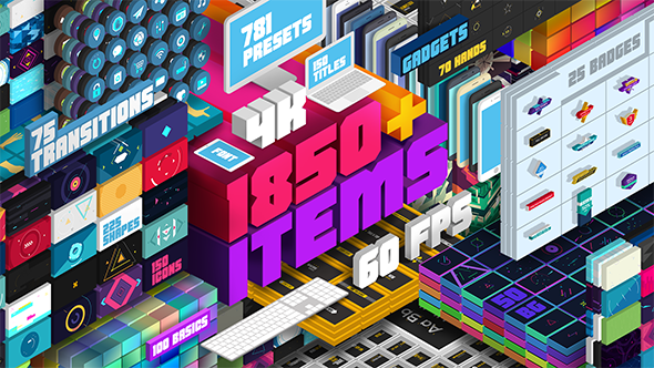 videohive big pack of elements free download free after effects
