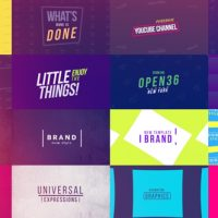 VIDEOHIVE 50 CREATIVE TITLES FREE DOWNLOAD