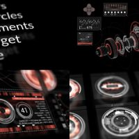 VIDEOHIVE HUD FREE AFTER EFFECTS TEMPLATE