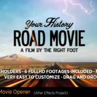 VIDEOHIVE TRAVEL ROAD MOVIE FREE DOWNLOAD