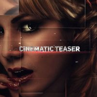 VIDEOHIVE CINEMATIC TEASER 19495760