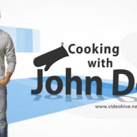 VIDEOHIVE COOKING INTRO – TV SHOW