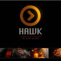 VIDEOHIVE HAWK LOGO FREE AFTER EFFECTS TEMPLATE
