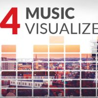 VIDEOHIVE 14 MUSIC VISUALIZERS