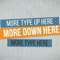 VIDEOHIVE JITTER TITLES FREE AFTER EFFECTS
