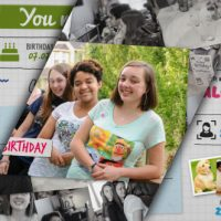 VIDEOHIVE YOUR BIRTHDAY FRIEND IN NUMBERS