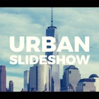 VIDEOHIVE DYNAMIC URBAN SLIDESHOW