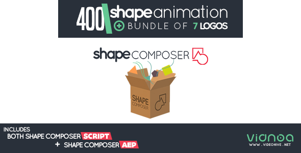 VIDEOHIVE SHAPE COMPOSER FREE DOWNLOAD - Free After Effects Template