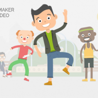 VIDEOHIVE CHARACTER MAKER – EXPLAINER VIDEO TOOLKIT