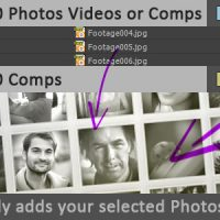 VIDEOHIVE PHOTOS VIDEOS COMPS TO COMPS