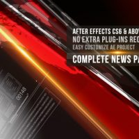 VIDEOHIVE NEWS COMPLETE PACKAGE FREE DOWNLOAD
