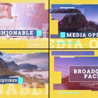 VIDEOHIVE BROADCAST PACKAGE FREE DOWNLOAD