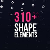 VIDEOHIVE MOTION ELEMENTS PACK