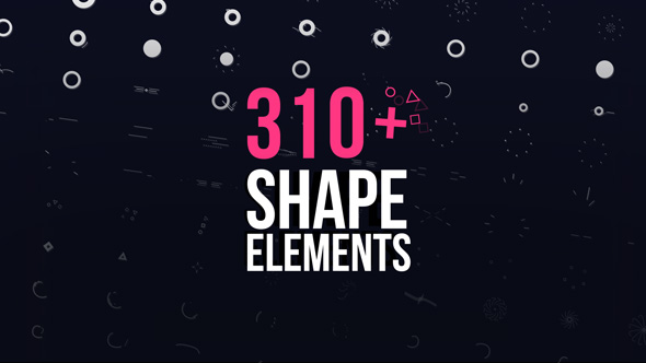 VIDEOHIVE MOTION ELEMENTS PACK - Free After Effects Template