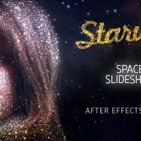 Videohive StarWay Space Slideshow 19792184