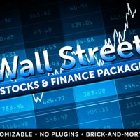 VIDEOHIVE WALL STREET – STOCK MARKET AND FINANCE PACKAGE