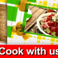 VIDEOHIVE COOK WITH US – TV PACK