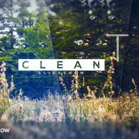 VIDEOHIVE CLEAN SLIDESHOW 19809592