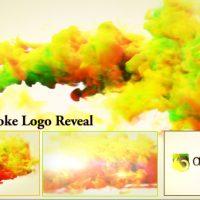 VIDEOHIVE COLORFUL SMOKE LOGO REVEAL