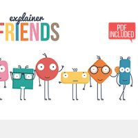 VIDEOHIVE EXPLAINER FRIENDS FREE DOWNLOAD