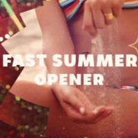 Videohive – Fast Summer Opener 20037251 – Free Download