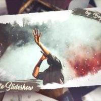 VIDEOHIVE INK PHOTO SLIDESHOW