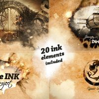 VIDEOHIVE UNIQUE INK FREE DOWNLOAD