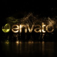 VIDEOHIVE PARTICLE LOGO FREE DOWNLOAD