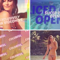 VIDEOHIVE SLICED COLOR OPENER FREE DOWNLOAD