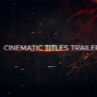 VIDEOHIVE TRAILER TITLES FREE DOWNLOAD