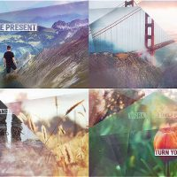 VIDEOHIVE ABSTRACT SHAPES – SIMPLE SLIDESHOW
