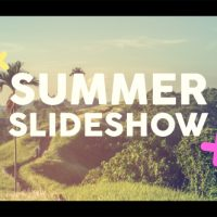 VIDEOHIVE SUMMER SLIDESHOW 20012418