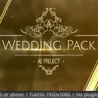 VIDEOHIVE WEDDING PACK FREE DOWNLOAD