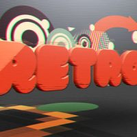 VIDEOHIVE RETRO GLITCH REVEAL