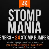 VIDEOHIVE STOMP MANIA FREE DOWNLOAD