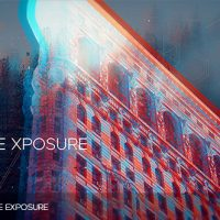 VIDEOHIVE COLORED DUAL EXPOSURE